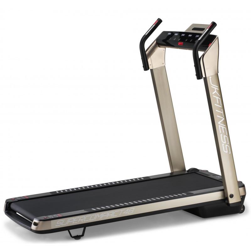 Tapis Roulant JK Fitness SUPERCOMPACT48 Oro