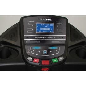 Tapis roulant TRX Grand Cruiser hrc Toorx - inclinazione elettrica - 3.50 hp - piano di corsa 55 x 150.5