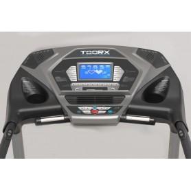 Tapis roulant TRX 90 S hrc Toorx - inclinazione elettrica - 3.75 hp - piano di corsa 54 x 151