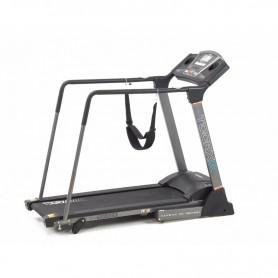 Tapis roulant TRX Walker EVO Camminatore Toorx - inclinazione manuale - 2 hp - piano di corsa 43 x 127 cm