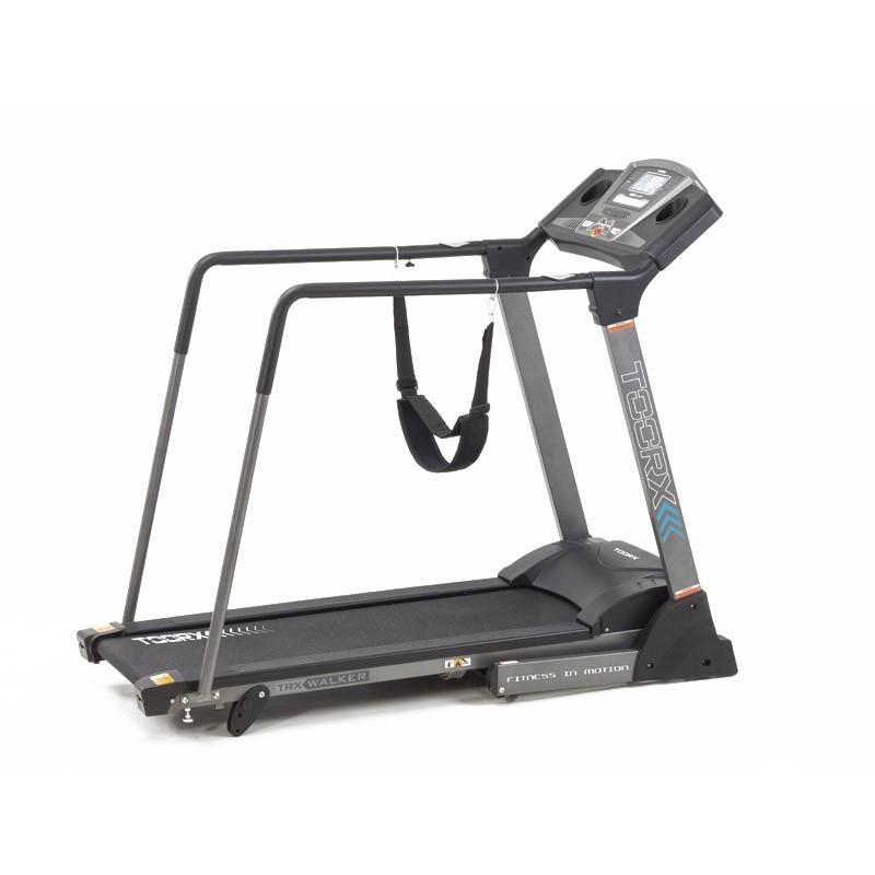 Tapis roulant Toorx TRX WALKER EVO camminatore - inclinazione manuale - 2 hp - piano di corsa 43 x 127 cm