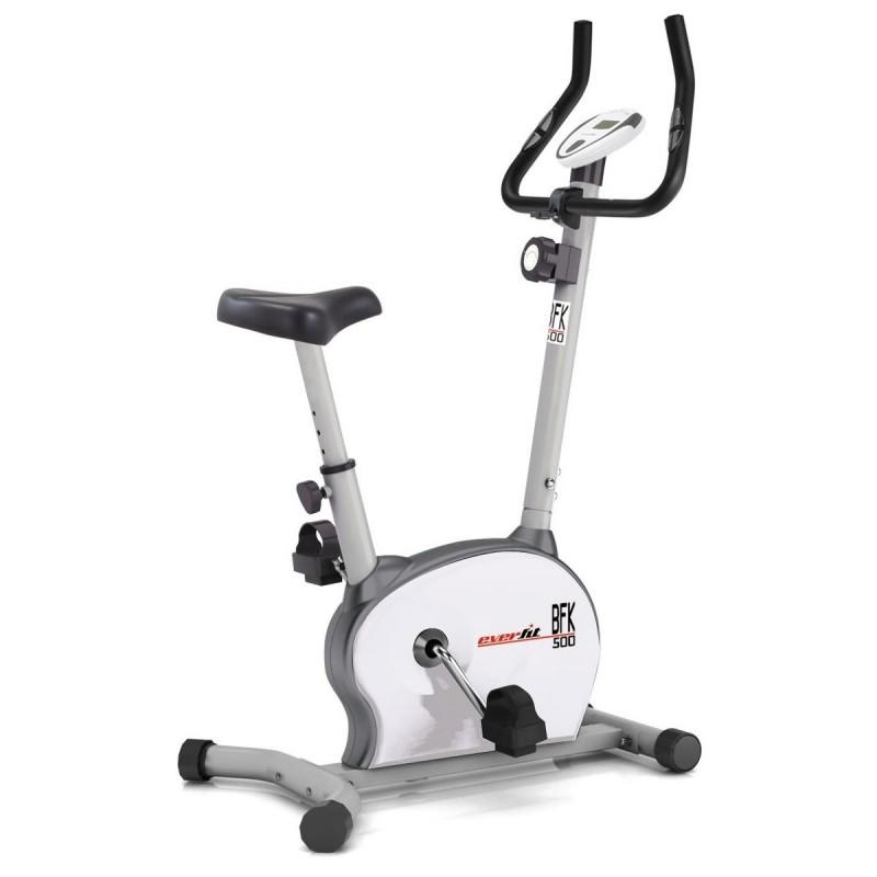 Cyclette magnetica BFK 500 Everfit - volano 5 kg - peso max utente 100 kg