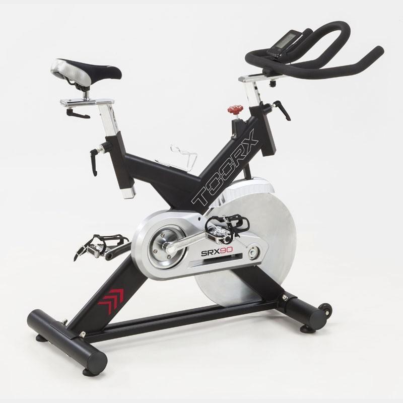 Spin bike SRX 90 Toorx fascia cardio inclusa