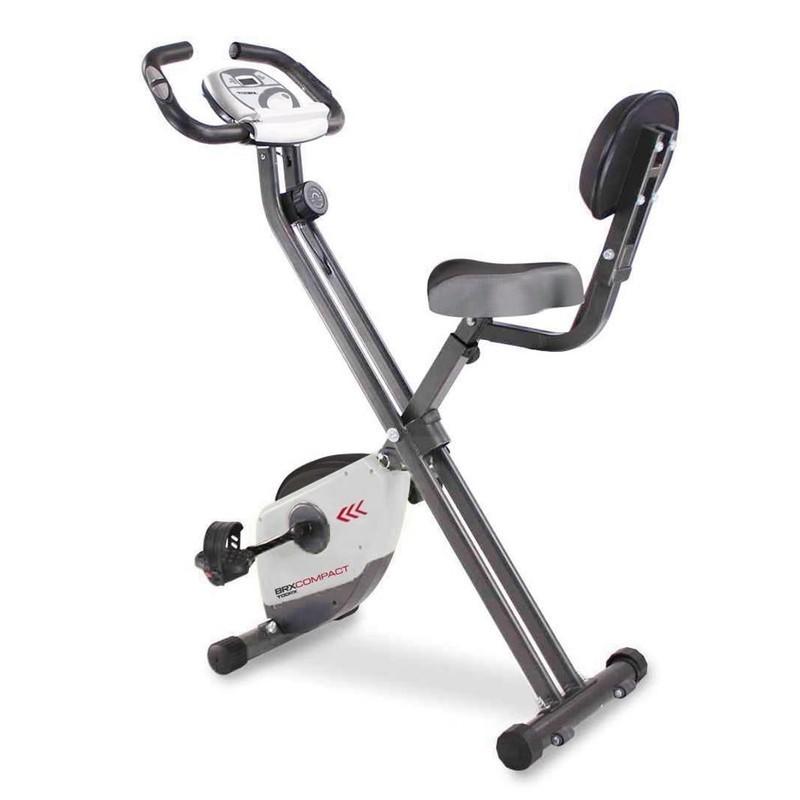 Cyclette magnetica BRX COMPACT Toorx - volano 6 kg - peso max utente 100 kg