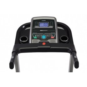 Tapis roulant TRX 65 S Evo Hrc Toorx - inclinazione elettrica - 3 hp - piano di corsa 50 x 142 cm - fascia cardio inclusa