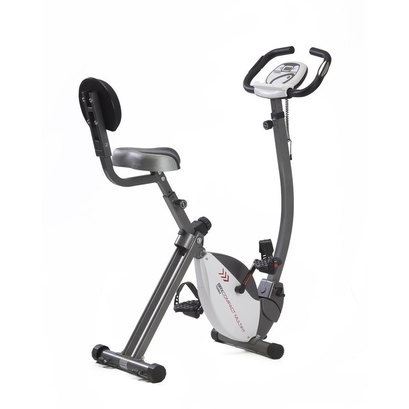 Cyclette magnetica BRX Compact Multifit Toorx - volano 6 kg - peso max utente 100 kg