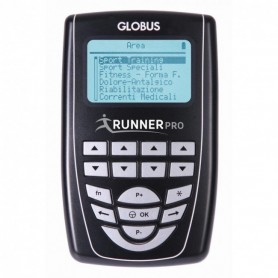 Elettrostimolatore Globus RUNNER PRO - linea sport