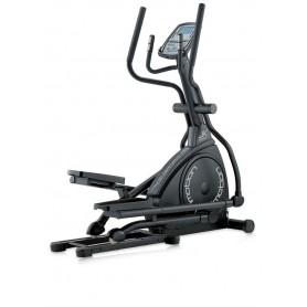 Ellittica JK Fitness JK 425 - peso volano 18 kg - elettromagnetica