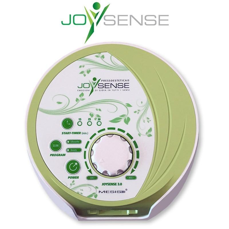 Pressoterapia JoySense 3.0 Mesis 2 gambali + kit estetica + bracciale