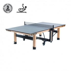 Tavolo Ping Pong Cornilleau COMPETITION 850 WOOD ITTF - indoor