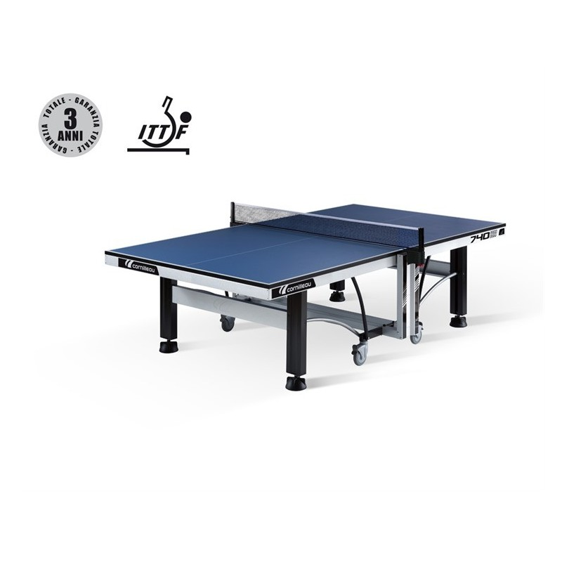 Tavolo Ping Pong Cornilleau COMPETITION 740 ITTF - indoor
