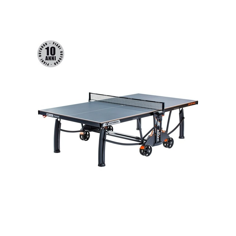 Tavolo Ping Pong Cornilleau PERFORMANCE 700M CROSSOVER - outdoor