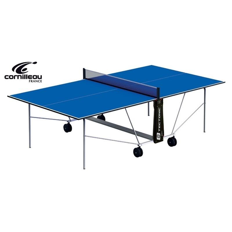 Tavolo Ping Pong Cornilleau TECTO INDOOR + set 2 racchette omaggio