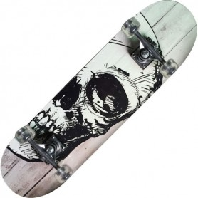 Skateboard Tribe Pro Bloody Skull