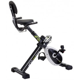 Cyclette Movi Fitness MF620 reclinata richiudibile