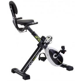 Cyclette reclinata MF620 Movi Fitness - volano 4 kg - peso max utente 100 kg