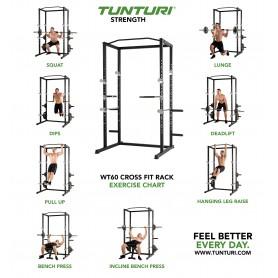 Cross fit Rack Tunturi WT60