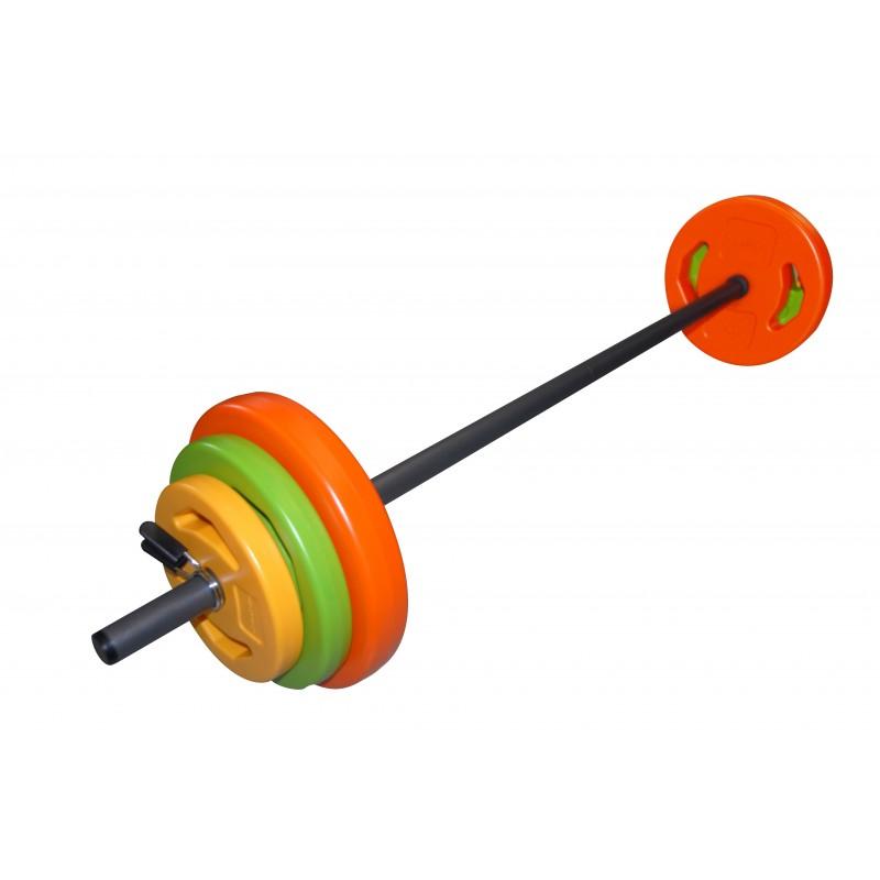 Aerobic Pump set 20 kg  Tunturi