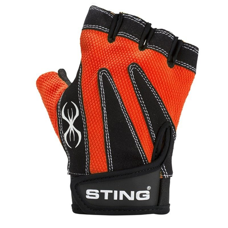 STING M1 MAGNUM GUANTO FITNESS ROSSO