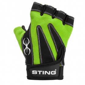 STING M1 MAGNUM GUANTO FITNESS VERDE FLUO
