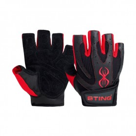 Guanti fitness Sting ATOMIC rosso