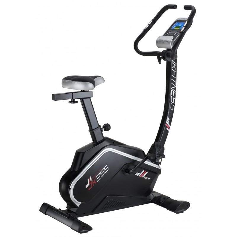Cyclette Ergometro Performa 256 Jk Fitness - volano 12 kg - peso max utente 120 kg