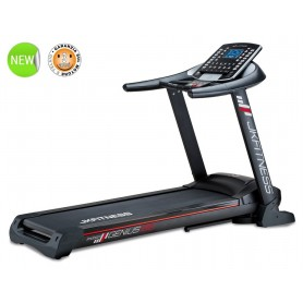 Tapis roulant JK Fitness GENIUS 136 - inclinazione elettrica - 3 hp - 50 x 145 cm