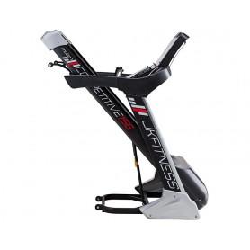 Tapis roulant Competitive 156 Jk Fitness - inclinazione elettrica - 3.5 hp - piano di corsa 52 x 150 cm