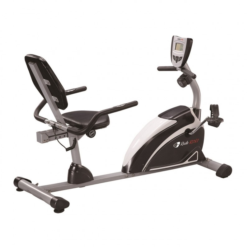 Cyclette reclinata R281 Get Fit