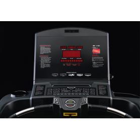 Tapis roulant D95 Diamond Professionale - inclinazione elettrica - 3.5 hp - piano di corsa 56 x 158 cm