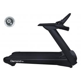 Tapis roulant Diamond Professionale T84 - inclinazione elettrica - 3 hp ac - piano di corsa 52 x 145 cm