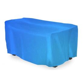 Copertina impermeabile per calciobalilla colore blu