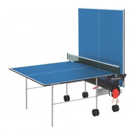 Training Indoor con ruote - piano blu - per interno