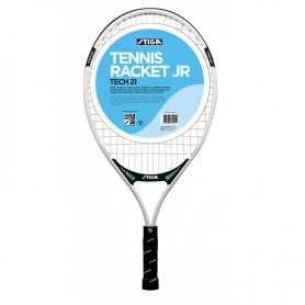 Racchetta da tennis JR TECH 21 (telaio lungh. 53 cm.) con custodia
