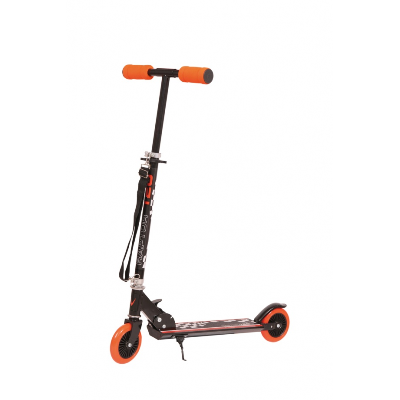Monopattino RAPTOR 120 RALLY  nero arancio