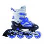 Pattini in linea FIREWHEEL  blu taglia S (dal 30  al 33)