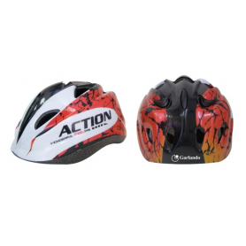 Casco bike ACTION FEEL  taglia S  (dal 52 al 55)