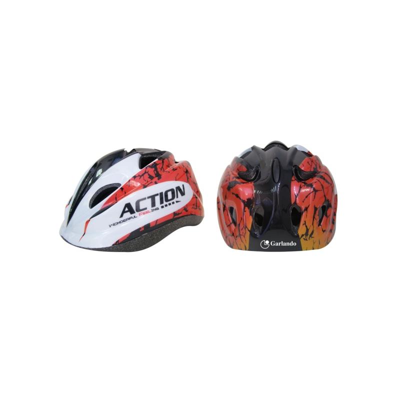 Casco bike ACTION FEEL  taglia S  (dal 52 al 55)