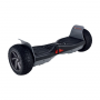 "HOVERBOARD CROSS  8.5  grigio scuro  con ruote off-road   21,6 cm. (8.5"") Bluetooth e cassa Hi-Fi inclusi"""""