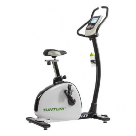 Cyclette ergometro E80 Bike Endurance Tunturi - volano 14 kg - peso max utente 150 kg