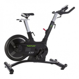 Tunturi S25 Spinning Bike Rear Competence