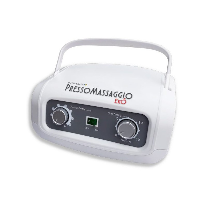 Pressoterapia PressoMassaggio® MESIS® EkÓ Massaggio linfodrenaggio per uso domestico 2 gambali