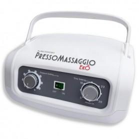 Pressoterapia PressoMassaggio® MESIS® EkÓ Massaggio linfodrenaggio per uso domestico 2 gambali + Kit slim body+ bracciale