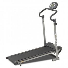 Tapis roulant Slim Mag Everfit - magnetico - regolazione sforzo 8 livelli - piano di corsa 38 x 102 cm