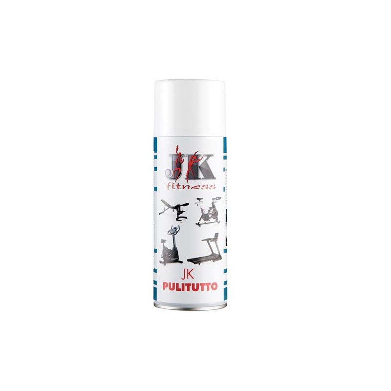 Spray pulitutto Jk fitness 400 ml
