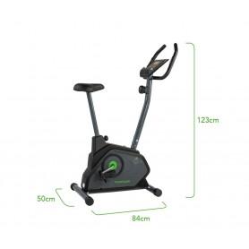 Cyclette Tunturi B30 volano 6 kg - resistenza magnetica - regolazione 8 livelli -