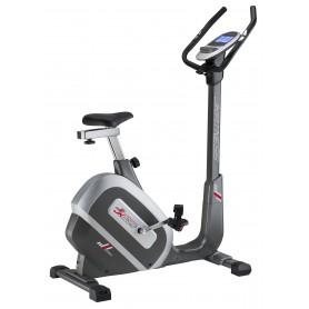 Cyclette Ergometro JK Fitness JK 260 - peso volano 12 kg - elettromagnetica