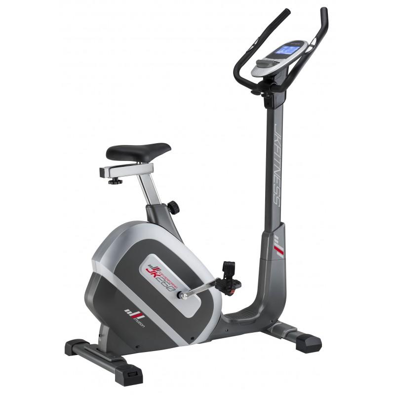 Cyclette ergometro JK 260 - volano 12 kg - peso max utente 150 kg