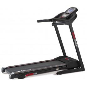 Tapis roulant Movi fitness MF201 - inclinazione manuale - 1.75 hp - piano di corsa 41x120