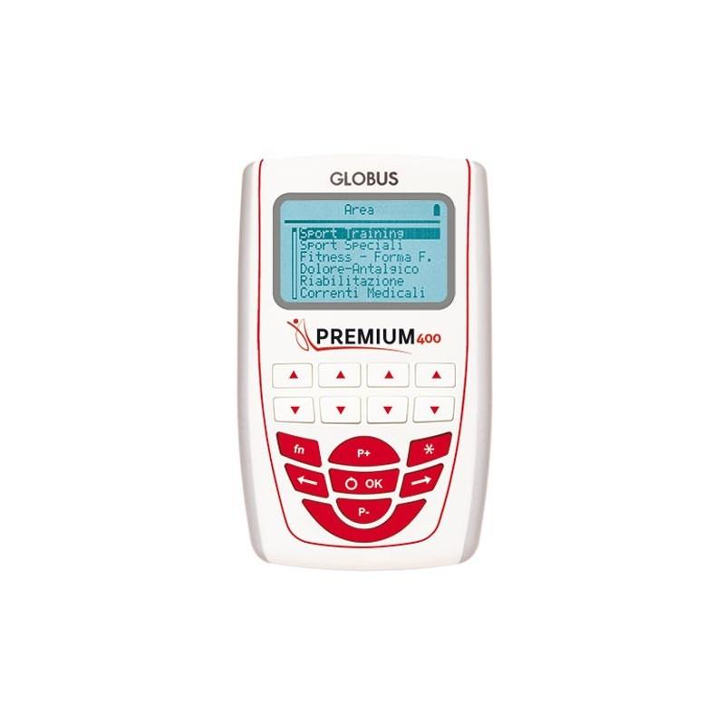 Elettrostimolatore Premium 400 4 canali globus
